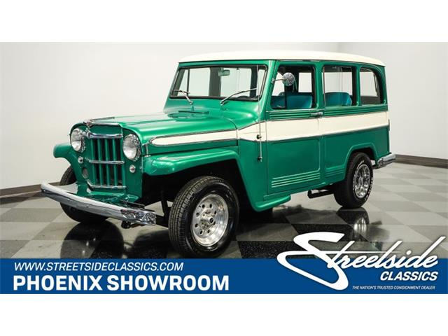 1961 Willys Jeep (CC-1463989) for sale in Mesa, Arizona
