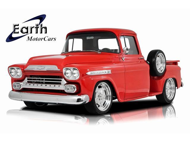1959 Chevrolet 3100 (CC-1460399) for sale in Carrollton, Texas