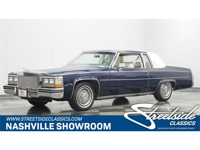 1984 Cadillac DeVille (CC-1463992) for sale in Lavergne, Tennessee