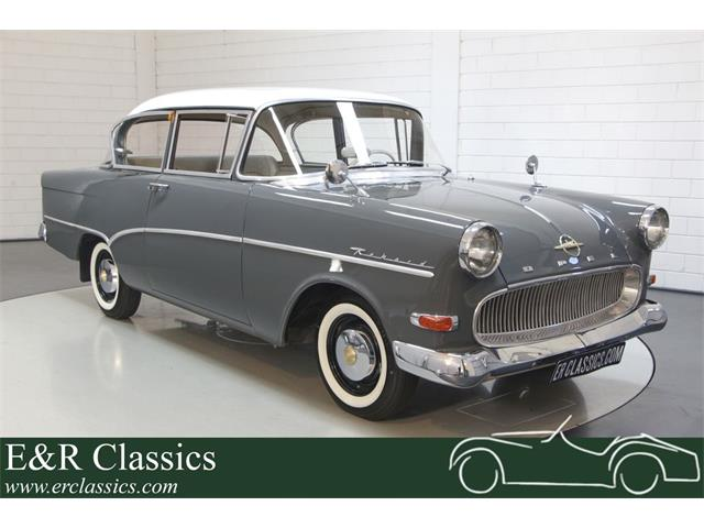 1958 Opel Olympia-Rekord (CC-1463993) for sale in Waalwijk, [nl] Pays-Bas