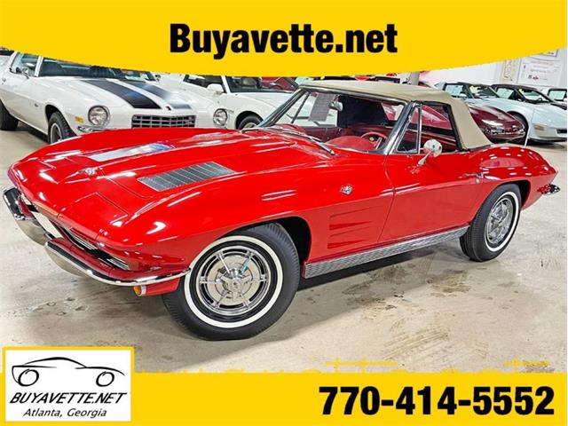 1963 Chevrolet Corvette (CC-1460040) for sale in Atlanta, Georgia