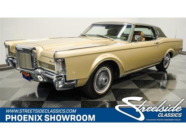 1969 Lincoln Continental (CC-1464007) for sale in Mesa, Arizona