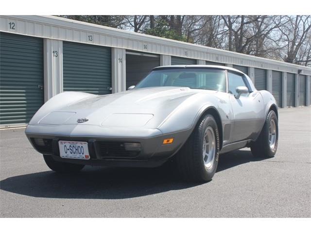 1978 Chevrolet Corvette (CC-1460401) for sale in Cape Girardeau, Missouri