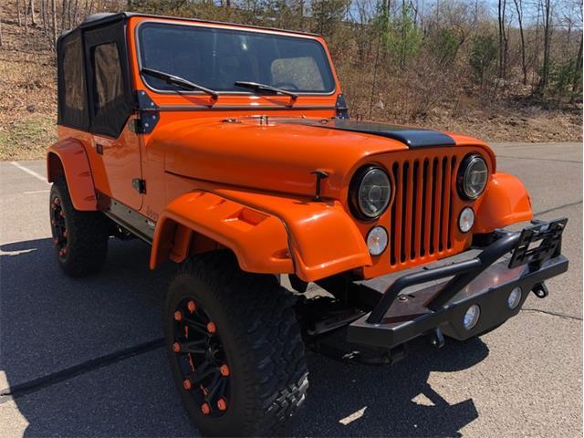 1991 Jeep Wrangler (CC-1464017) for sale in Greensboro, North Carolina