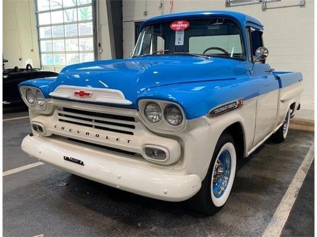 1959 Chevrolet Pickup (CC-1464029) for sale in Greensboro, North Carolina