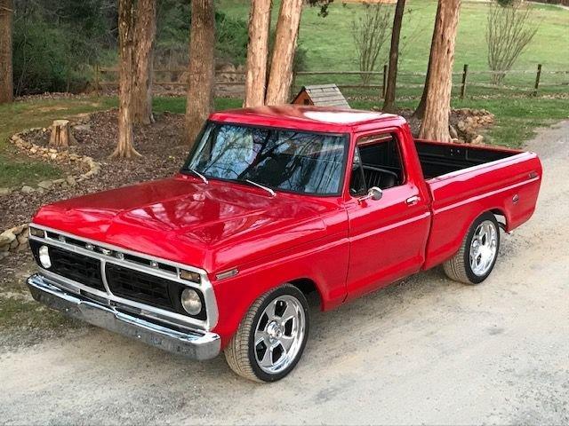 1975 Ford F100 (CC-1464033) for sale in Greensboro, North Carolina