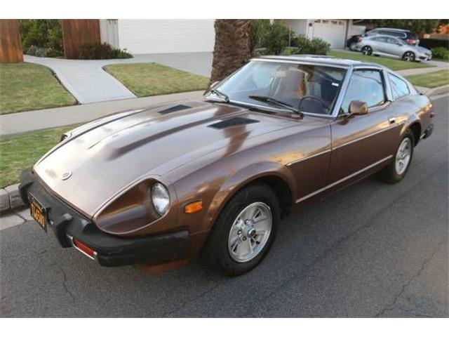1980 Datsun 280Z (CC-1464036) for sale in Cadillac, Michigan