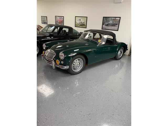 1958 MG MGA (CC-1464037) for sale in Greensboro, North Carolina