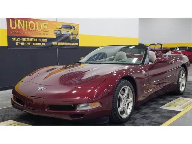2003 Chevrolet Corvette (CC-1464046) for sale in Mankato, Minnesota
