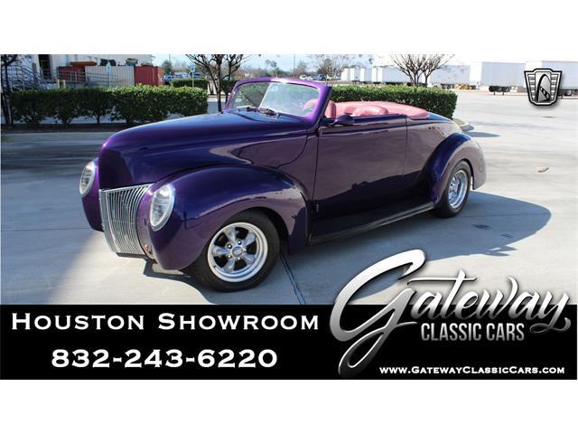 1939 Ford Cabriolet (CC-1460405) for sale in O'Fallon, Illinois