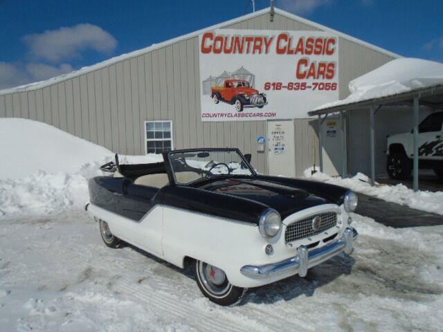 1957 Nash Metropolitan (CC-1464051) for sale in Staunton, Illinois