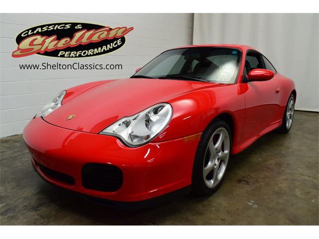 2002 Porsche 911 (CC-1464053) for sale in Mooresville, North Carolina