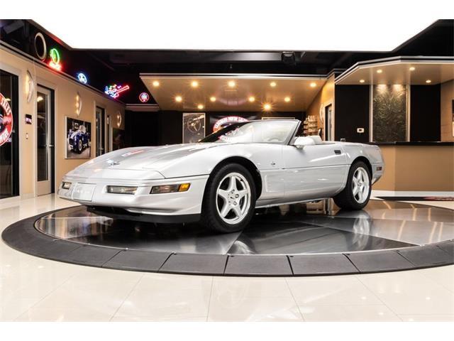 1996 Chevrolet Corvette (CC-1464060) for sale in Plymouth, Michigan