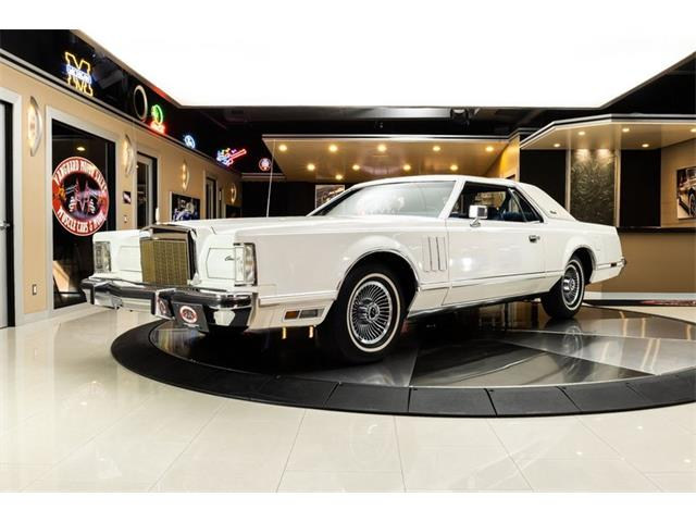 1979 Lincoln Continental (CC-1464067) for sale in Plymouth, Michigan