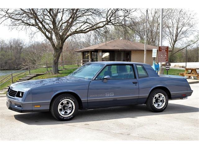 1984 Chevrolet Monte Carlo (CC-1464076) for sale in Alsip, Illinois