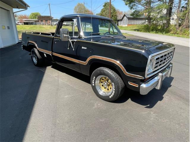 1974 Dodge D100 (CC-1464079) for sale in Youngville, North Carolina
