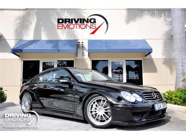 2005 Mercedes-Benz CLK (CC-1464080) for sale in West Palm Beach, Florida