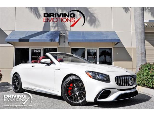 2019 Mercedes-Benz S 63 AMG (CC-1464086) for sale in West Palm Beach, Florida