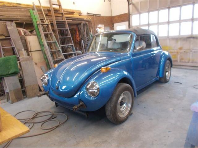 1978 Volkswagen Beetle (CC-1464096) for sale in Cadillac, Michigan