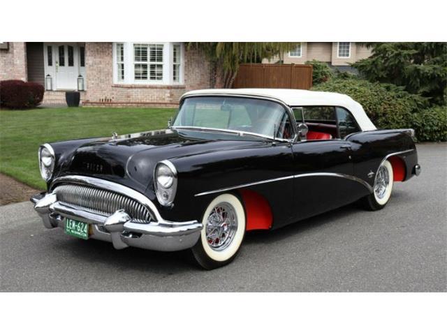 1954 Buick Skylark (CC-1464100) for sale in Cadillac, Michigan