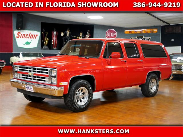 1987 Chevrolet Suburban (CC-1464104) for sale in Homer City, Pennsylvania