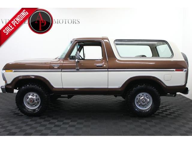 1978 Ford Bronco (CC-1464107) for sale in Statesville, North Carolina
