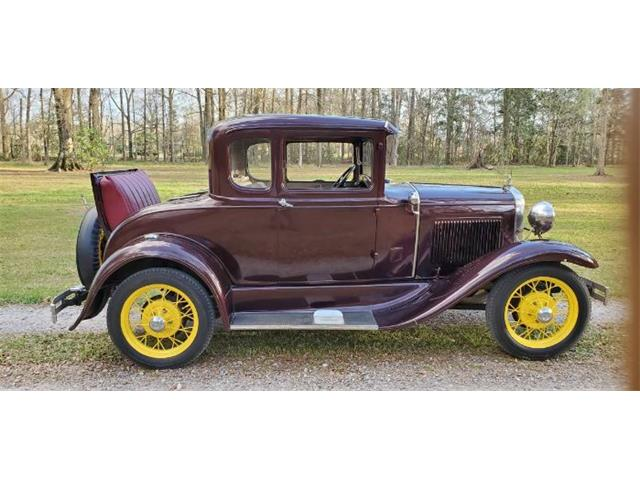 1930 Ford Coupe (CC-1464108) for sale in Cadillac, Michigan