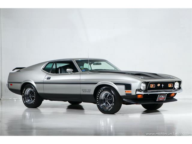 1971 Ford Mustang (CC-1464133) for sale in Farmingdale, New York