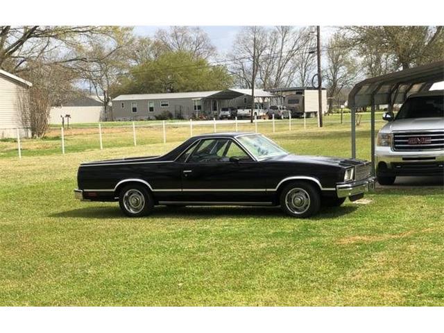 1980 Chevrolet El Camino (CC-1464139) for sale in Cadillac, Michigan