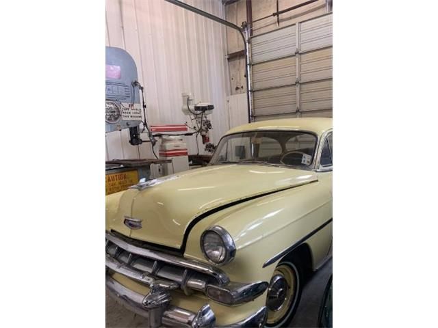 1954 Chevrolet Bel Air (CC-1464146) for sale in Cadillac, Michigan