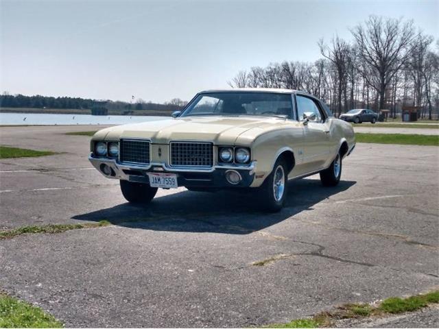 1972 Oldsmobile Cutlass (CC-1464147) for sale in Cadillac, Michigan