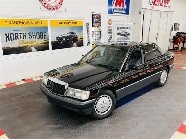 1993 Mercedes-Benz 190 (CC-1464149) for sale in Mundelein, Illinois
