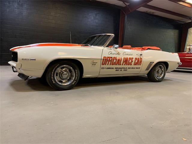 1969 Chevrolet Camaro (CC-1464151) for sale in Sarasota, Florida