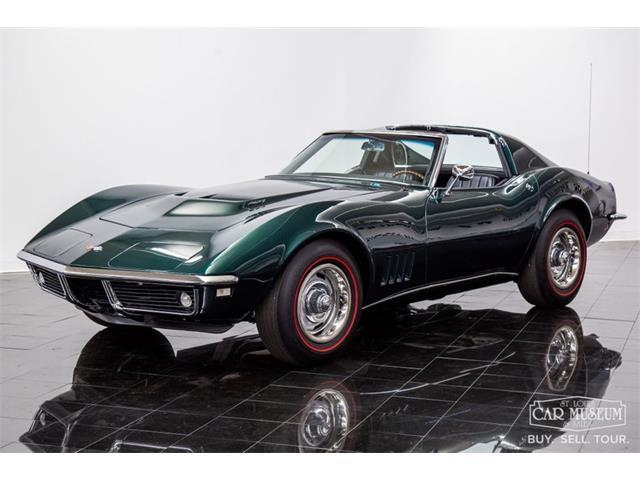 1968 Chevrolet Corvette (CC-1464164) for sale in St. Louis, Missouri