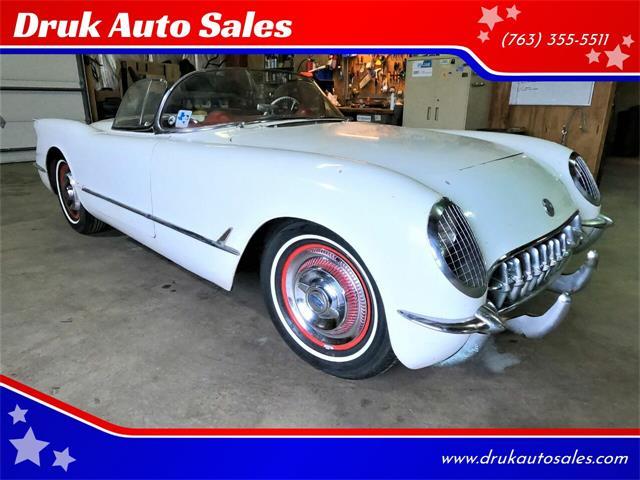 1954 Chevrolet Corvette (CC-1464166) for sale in Ramsey, Minnesota