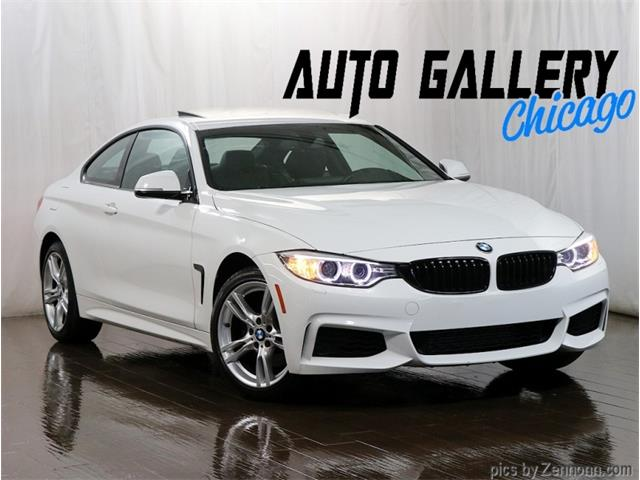 2015 BMW 4 Series (CC-1464167) for sale in Addison, Illinois