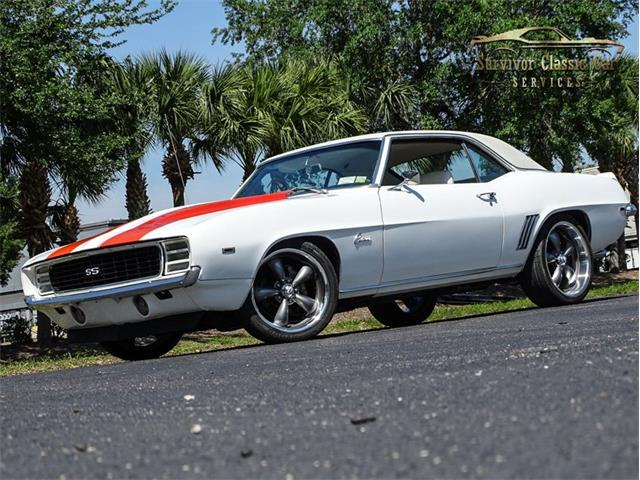 1969 Chevrolet Camaro (CC-1464169) for sale in Palmetto, Florida