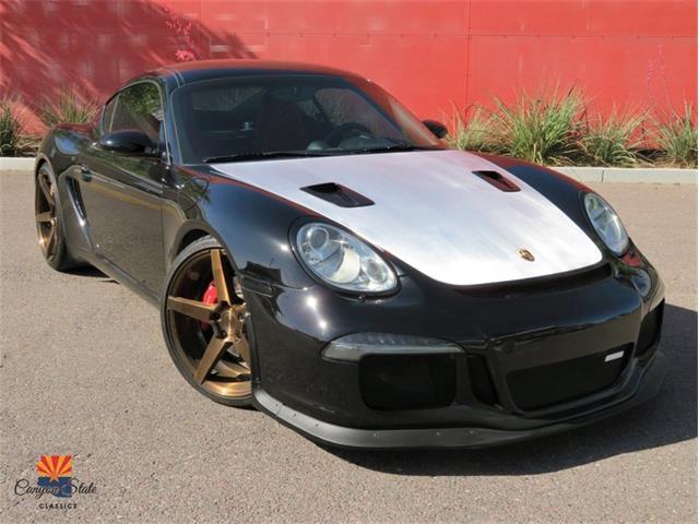 2007 Porsche Cayman (CC-1464176) for sale in Tempe, Arizona