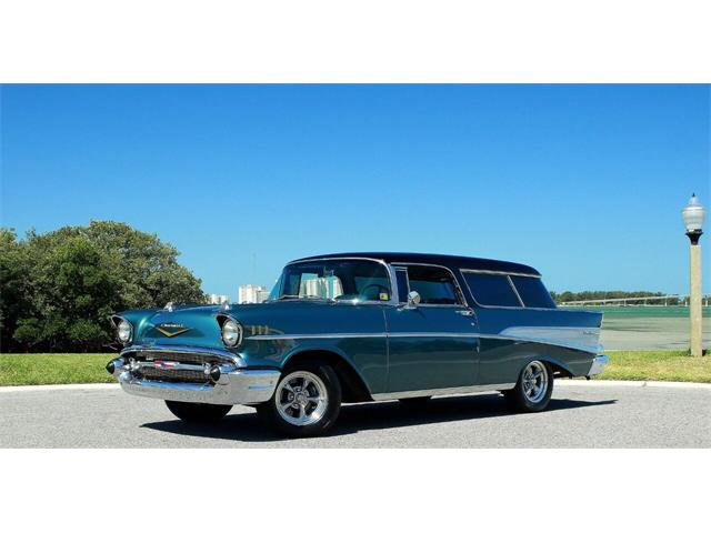 1957 Chevrolet Bel Air Nomad (CC-1464179) for sale in Clearwater, Florida