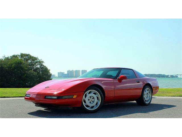 1991 Chevrolet Corvette (CC-1464181) for sale in Clearwater, Florida