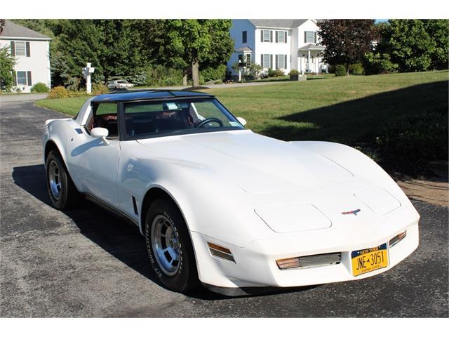 1980 Chevrolet Corvette (CC-1464196) for sale in Lagrangeville, New York