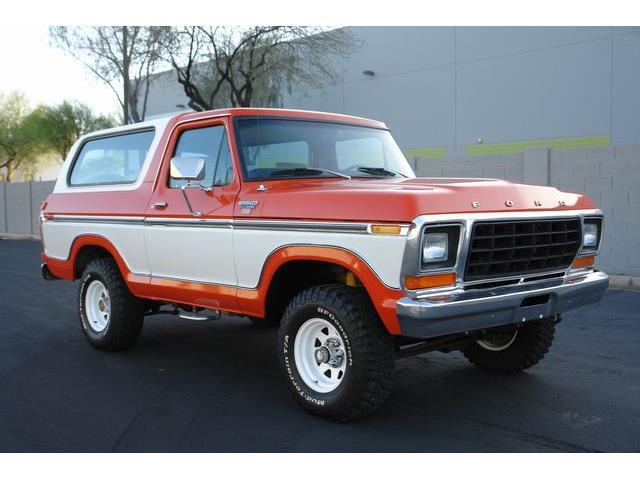 1979 Ford Bronco (CC-1464212) for sale in Phoenix, Arizona