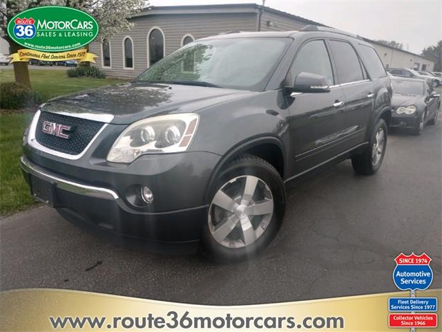 2011 GMC Acadia (CC-1464217) for sale in Dublin, Ohio