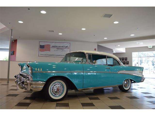 1957 Chevrolet Bel Air (CC-1464219) for sale in San Jose, California