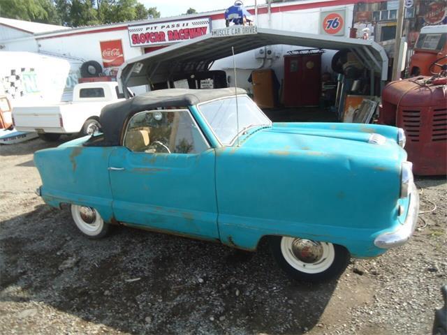 1954 Nash Metropolitan (CC-1464223) for sale in Jackson, Michigan