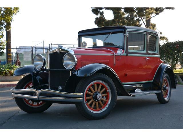 1928 Hupmobile Century 6 (CC-1464226) for sale in Santa Barbara, California