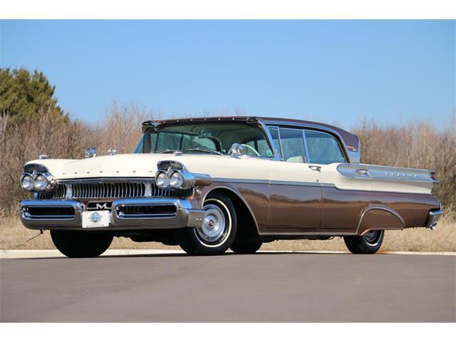 1957 Mercury Turnpike (CC-1464227) for sale in Stratford, Wisconsin