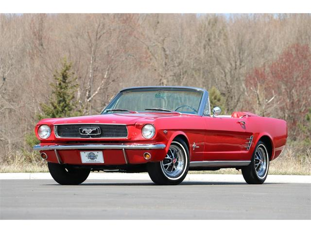 1966 Ford Mustang (CC-1464230) for sale in Stratford, Wisconsin