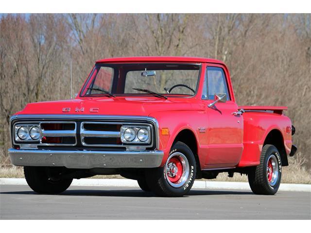 1972 GMC C/K 1500 (CC-1464232) for sale in Stratford, Wisconsin