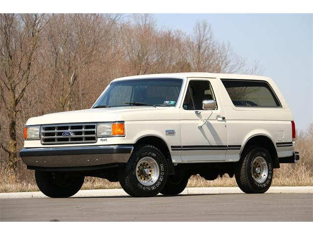 1988 Ford Bronco (CC-1464233) for sale in Stratford, Wisconsin